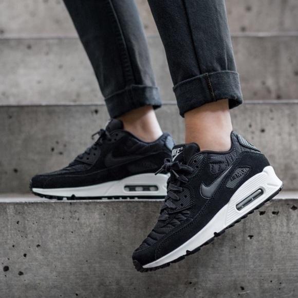 Nike Women's Air Max 90 Premium Sneaker